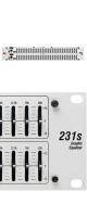 dbx(ディービーエックス ) / 231s - 2ch31バンド グラフィックイコライザー - ■限定セット内容■→ 【・イヤープロテクター 】