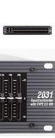 dbx(ディービーエックス ) / 2031 - 1ch 31バンド グラフィックイコライザー - 【Hibino正規2年保証】 ■限定セット内容■→ 【・イヤープロテクター 】
