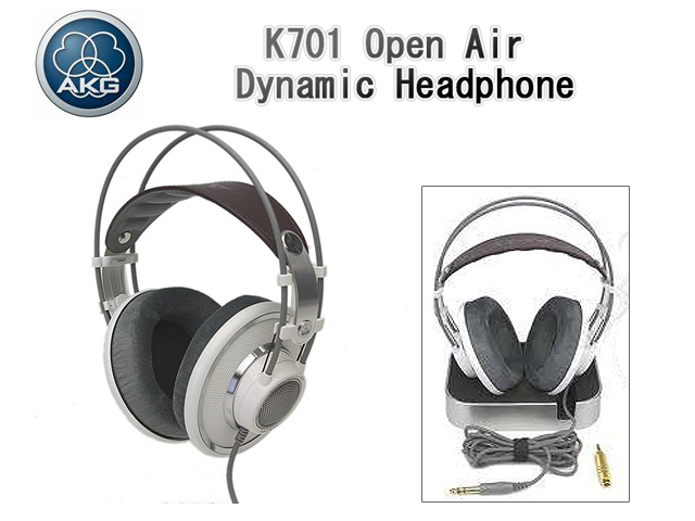 AKG(������������) / K701 Open Air Dynamic Headphone  �������ȥꥢ����[Made in austria] �������ʢ��������ꥻ�å����Ƣ������ڡ��Ǿ�饨�����󥰡��ġ��롡��