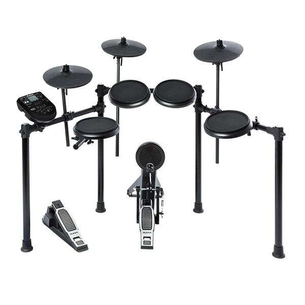 Alesis(アレシス) / NITRO KIT - 電子ドラム - ■限定セット内容■ 【 ドラムスティック スティックバッグ オリジナルドラム教則動画  ヘッドホン  ドラムスローン】