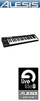 Alesis(���쥷��) / Q49 49�� USB/MIDI����ȥ?�� ��Ableton Live Lite 8 Alesis Edition��°��