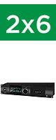Apogee(アポジー) / Symphony I/O MKII Chassis with 2x6 Analog I/O + 8x8 Optical + AES I/O + 2-Ch S/PDIF - マルチ・チャンネル・オーディオインターフェース