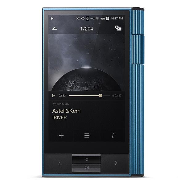 Astell&Kern(アステル&ケルン) / KANN 64GB(Eos Blue) -ハイレゾ音源対応 ポータブルオーディオプレーヤー  -