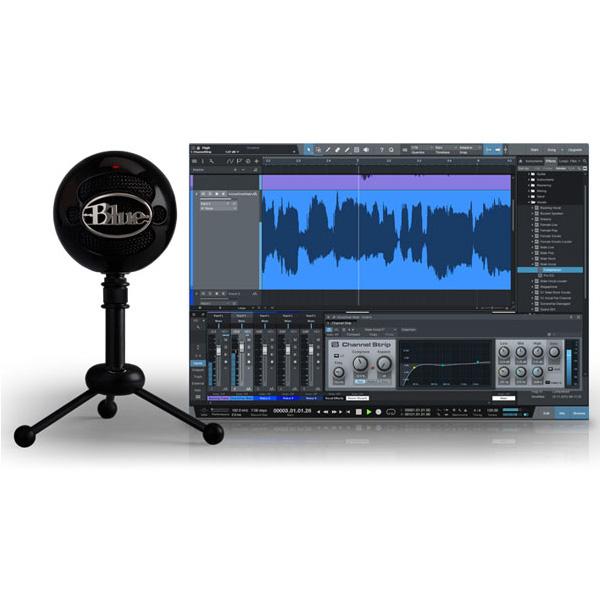 Blue Microphones(ブルーマイクロフォン) / Snowball Studio - ボーカル・レコーディング・USBマイク -