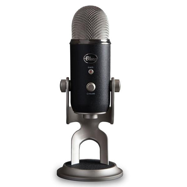 Blue Microphones(ブルーマイクロフォン) / Yeti Pro Studio  - プロスタジオ・ボーカルレコーディング・USBマイク -