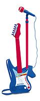 Bontempi(ボンテンピ) / エレクトリック ロックギタースタンドマイク付き (GM7540.2) - おもちゃのギター -