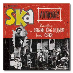King��Colombia / El Diablo Ska/tour Of Jamaica [7��]