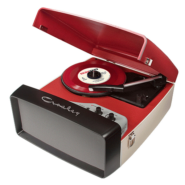 Collegiate CR6010A [RED]