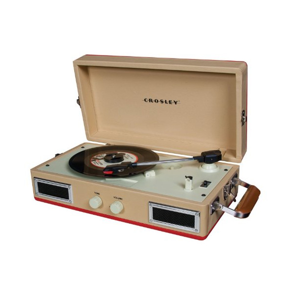 Mini-Turntable CR40 [RED]