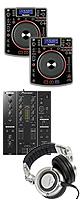 NDX800 / DJM-350 set��������ץ쥼����ʢ������ڡ���§DVD�������쥯�ȥ�ϥ������ͥ��������åƥ��ޥ˥奢�롡�����å������³�����֥� 3M 1�ڥ�����OA���åס����ߥå���CD����KIT����Traktor LE�����ڡ���DJɬ��CD �ס�5��ɡ�