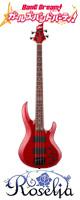 ■ご予約受付■ BanG Dream! / ESP×バンドリ! ガールズバンドパーティ!コラボ Roseliaモデル BTL LISA Lisa Imai Signature Model ベースギター ■限定セット内容■ 【・ESP ギターシールド 3M 】
