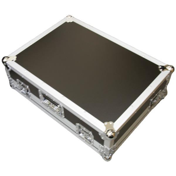 Euro Style(ユーロスタイル) / DJ CONTROLLER CASE (SMALL) BLACK (ブラック) 【対応機種 Pioneer(パイオニア) DDJ-SR2, DDJ-RR, DDJ-ERGO / Numark(ヌマーク) MIXDECK EXPRESS , NV II / Native Instruments(ネイティブインストゥルメンツ) TRAKTOR KONTROL S2 MK2 / S4 MK2 / Vestax(ベスタックス) VCI-380 , VCI-400 / Denon(デノン) MC6000MK2】 - DJコントローラーケース -