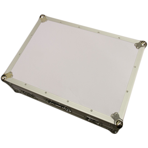 【限定1台】Euro Style(ユーロスタイル) / DJ CONTROLLER CASE (SMALL) WHITE (ホワイト) / 対応機種 Pioneer(パイオニア) DDJ-SR, DDJ-RR, DDJ-ERGO / Numark(ヌマーク) MIXDECK EXPRESS , NV / Native Instruments(ネイティブインストゥルメンツ) TRAKTOR KONTROL S2 / S2 MK2 / S4 / S4 MK2 / Vestax(ベスタックス) VCI-380 , VCI-400 / Denon(デノン) DN-MC6000 - DJコントローラーケース -『セール』『バック/ケース』
