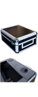 Euro Style(ユーロスタイル) / CDJ Case Black 【対応機種: Pioneer XDJ-1000 / CDJ-2000NXS / NXS2 / CDJ-2000 / CDJ-900NXS / CDJ-900 / CDJ-1000 / CDJ-800 / CDJ-850 / DJM- S9 /DJM-900NXS / NXS2 /  DJM-850 / DJM-800 / DJM-750 / DJM-700 / DenonSC3900 / DN-S3700 / Allen & Heath XONE 92 / XONE:62 / XONE:DB4 / Rane SIXTY-ONE / SIXTY-TWO / SIXTY-FOUR / SIXTY-EIGHT / TTM 57SL / Native Instruments Traktoe kontrol Z2 / Vestax 05pro3 / 05pro4】 - CDJケース -