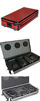 ��B���ʡ�Euro Style(�桼�?������) / DJ coffin Case  flight case (�ե饤�ȥ����� ) Red (�ܥ�ɡ���å�) / Pioneer(�ѥ����˥�)  CDJ-2000/ CDJ-900 / CDJ-850 / CDJ-800 / DENON �� �ǥΥ� ) SC3900 / DN-S3700 2�� �� DJM-900 / DJM-850 / DJM-800 / DJM-750 / DJM-700 /  DJM-400 1�� ��Ǽ�������ھ����ʤҤӳ�졦���ѡ���ͭ��