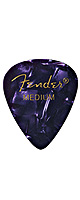 Fender(�ե������) / 351 Premium Celluloid Purple Moto (��: Medium) - �������ԥå� - ��Ʊ��12��set��
