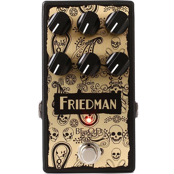 Friedman(フリードマン) / BE-OD-AM - オーバードライブ - 《ギターエフェクター》