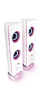 �ڸ���1���Bluestork / Hello Kitty Tower Speakers -�ϥ?���ƥ� PC��˥����ѥ��ԡ�����-�إ�����١إ��ԡ������١������ꥻ�å����Ƣ������ڡ��Ǿ�饨�����󥰡��ġ��롡��