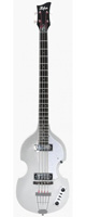 Hofner(ヘフナー) IGNITION BASS Silver Metallic 限定カラー