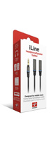 IK Multimedia(���������ޥ����ǥ���) /  iLine - Headphone Stereo Splitter  - ���ƥ쥪���ϥ��ץ�å����������֥� -