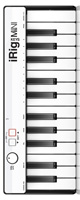 IK Multimedia(���������ޥ����ǥ���) / iRig Keys Mini - iOS/Android/Mac/Windows�б�MIDI�����ܡ��� -�������ꥻ�å����Ƣ������ڡ�OV-X8 (BLACK)����