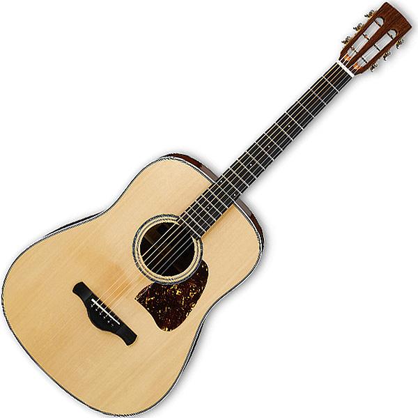 【低中音域がパワフルなアコギ】Ibanez(アイバニーズ) / Artwood Vintage AVD1 Natural High Gloss - アコーステックギター -