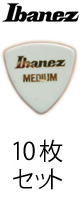 Ibanez(�����Хˡ���) / CE6M-WH ��MEDIUM�ۡ�10�祻�åȡ�- �ԥå� -