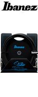 Ibanez(アイバニーズ) / HF (Hundred Fifty) Studio Cable 【HF10L】(3.05m/LS) - ハイエンド・ギターケーブル - シールド
