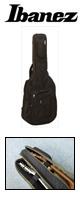 Ibanez(アイバニーズ) / IGAB2621-BK 【エレキ・ギターとアコースティック・ギターを同時に持ち運び可能!分離も可!】 - ダブルギター・ギグバッグ -