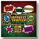 V.A / JAPANESE SAMPLER - 日本語ネタレゲエ - [レゲエ用のサンプラー音源] (CD-R)  【レ】