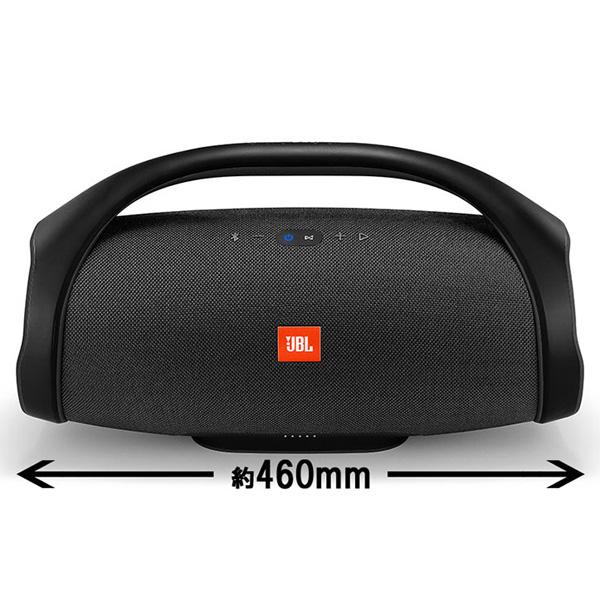JBL(ジェービーエル) / BOOMBOX (BLACK) - Bluetooth対応 ワイヤレススピーカー -