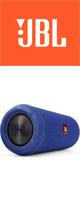 JBL(ジェービーエル) / FLIP3(ブルー) - 防水Bluetoothワイヤレススピーカー ■限定セット内容■→ 【・最上級エージング・ツール 】