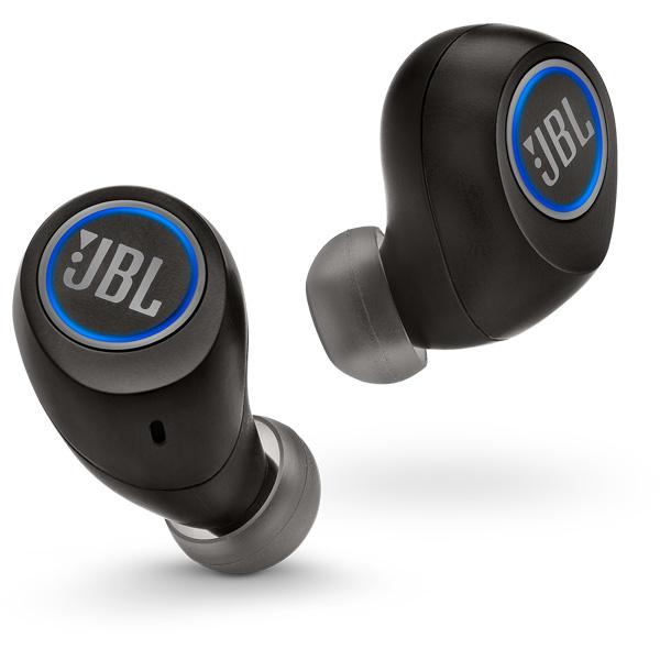 JBL(ジェービーエル) / FREE (Black) -完全ワイヤレスイヤホン  -