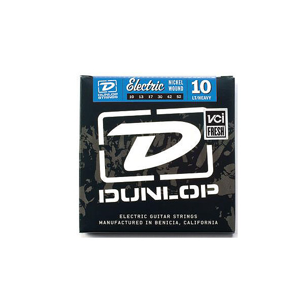 Jim Dunlop(ジム・ダンロップ) / DEN1046  MEDIUM(ミディアムゲージ) - エレキ弦 -3セット販売
