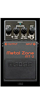 KEELEY(�����꡼) / MT-2 Metal Zone Mod  Twilight Zone 3-Way Switch -�ǥ����ȡ������-���ԥ��������ե���������