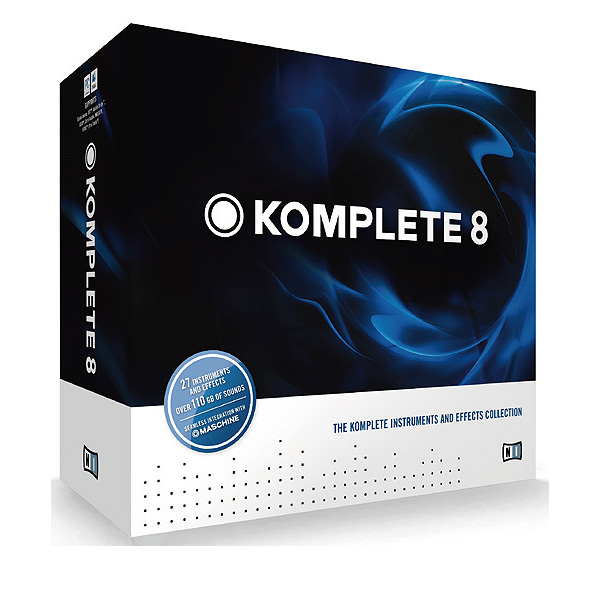 �ڸ������̲��ʡ�����500����ꡪ��  Native Instruments(�ͥ��ƥ��֥��󥹥ȥ������) / KOMPLETE 8