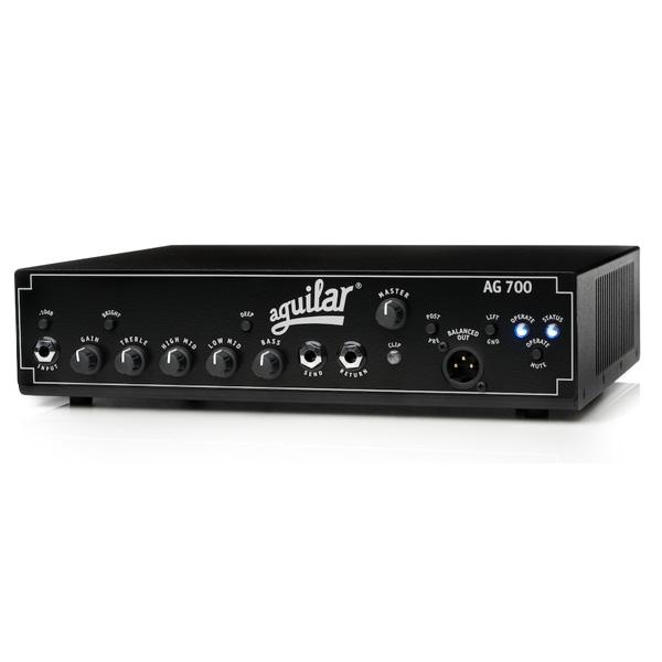 aguilar(アギュラー) / AG700 - ベースアンプ - ■限定セット内容■ 【・ESP ギターシールド 3M 】