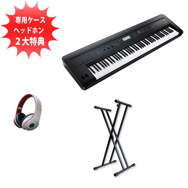 Korg(コルグ) / KROSS-88 BK(88鍵盤) 【フレンズ オススメセット】