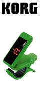Korg(���륰) / Clip-on Tuner pitchclip PC-1 -����å׎����󎥥��塼�ʡ� GREEN -