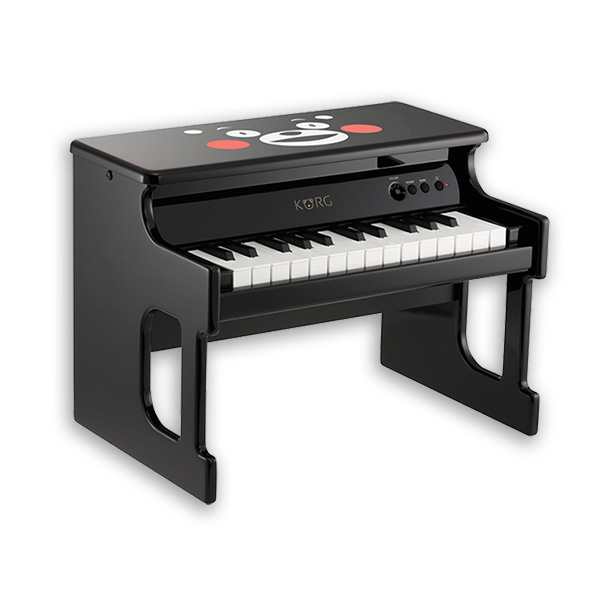 【9月25日発売】Korg(コルグ) / デジタル・トイ・ピアノtinyPIANO - くまモンバージョン -