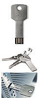 LaCie(ラシー) / iamaKey V2 4GB USB 2.0 フラッシュメモリー
