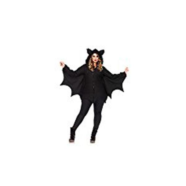 Leg Avenue / Bat Costume - コウモリコスプレ / コスチューム - ハロウィングッズ -