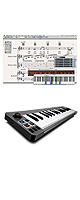 M-Audio(���ࡦ�����ǥ���) / Keystation Mini 32 (32�������٥?�ƥ����󥷥ƥ��֡��ߥˡ������ܡ��� )