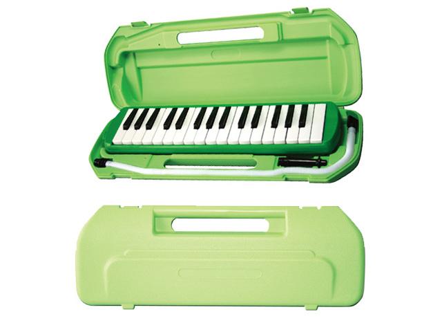 Kikutani(キクタニ) / メロディーメイト MM-32 (GREEN) - 鍵盤ハーモニカ -