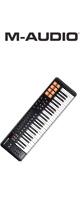 M-Audio(エム・オーディオ) /  OXYGEN49 MA-CON-027 - ベロシティ対応49鍵MIDIキーボード・コントローラー - ■限定セット内容■→ 【・イヤープロテクター 】