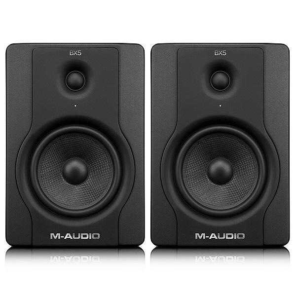M-Audio(エム・オーディオ) / BX5 D2  - モニタースピーカー - ■限定セット内容■→ 【・最上級エージング・ツール 】