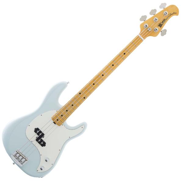 MUSICMAN(ミュージックマン) / Cutlass Bass Diamond Blue Maple Fingerboard - エレキベース: -