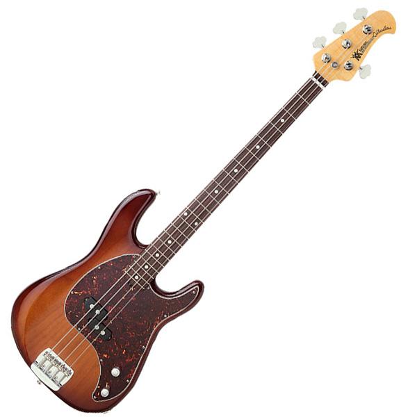 MUSICMAN(ミュージックマン) / Cutlass Bass Heritage Tobacco Burst Rosewood Fingerboard - エレキベース -