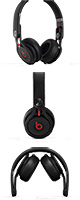Beats by dr. dre(�ӡ���) / MIXR Black (BT ON MIXR BLK) - DJ�إåɥۥ� -�������ꥻ�å����Ƣ������ڡ��Ǿ�饨�����󥰡��ġ��롡��