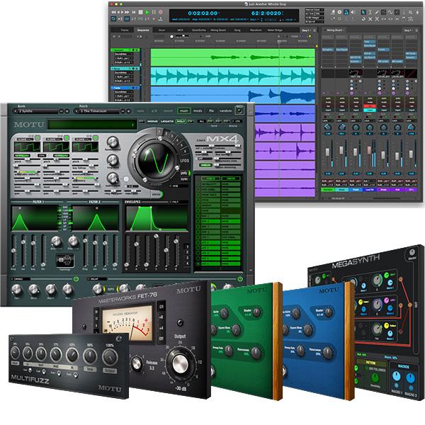 Motu(マークオブザユニコーン) / Digital Performer 9 DP9 - 音楽制作ソフト -